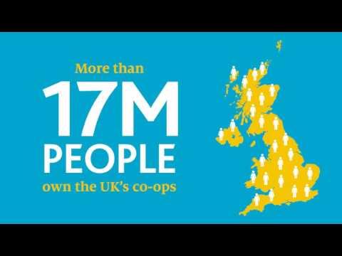 The UK co-operative economy 2016