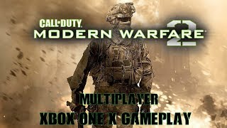 Call of Duty: Modern Warfare 2 - [Multiplayer] Xbox One X Backwards Compatible Gameplay