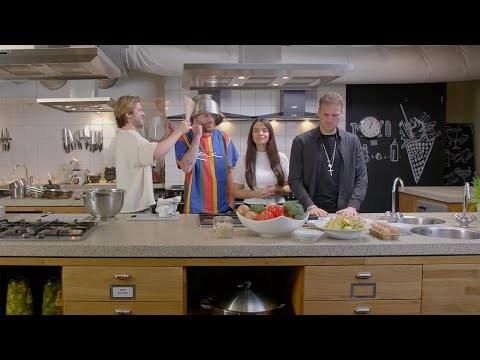 Makkelijke aardappeltaart StukTV en Monica Geuze   Helden in de keuken