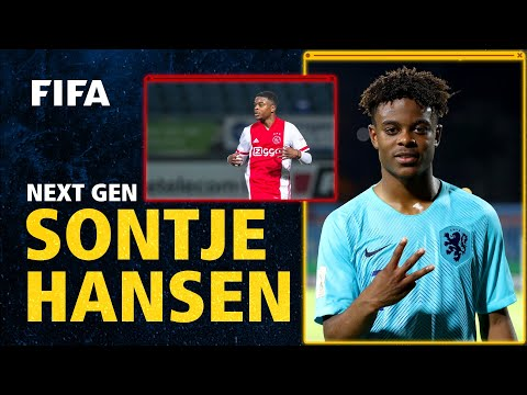 Sontje Hansen: The next Dutch star? | Ajax & Netherlands