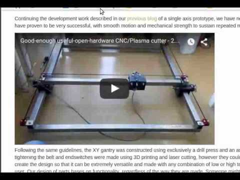 (#Aquaponic-Inspiring) CNC Torch Table Continuing Z Height Controller (2015-2016)