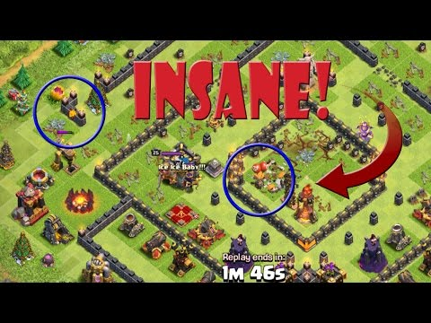 Clash of Clans: Epic Air bomb Fail!