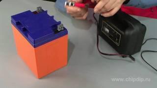 Зарядний пристрій УЗ-207-15А