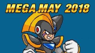 Mega Man: The Power Battle (Arcade) - Mega May 2018