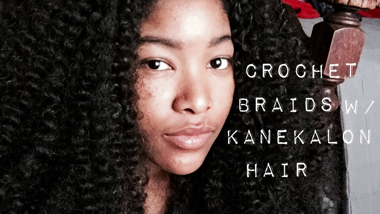 Hair Styles For Summer: $10 Crochet Braids - YouTube