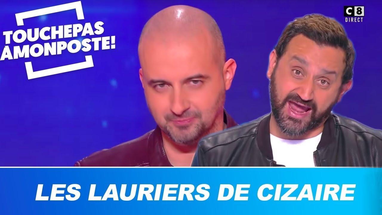Les lauriers de Cizaire : Cyril Hanouna, le recycleur de vannes !