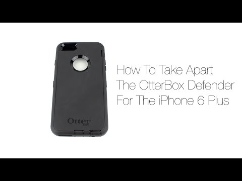 how to take an iphone 5 apart how to remove the otterbox defender series from th 20354