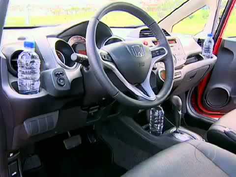 AutoEsporte 06/05/2012 - Honda FIT 2013 Versatilidade
