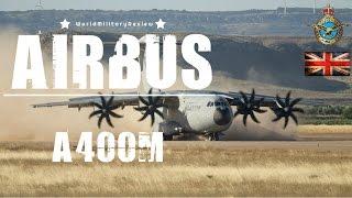 Airbus A400M Atlas • переброска Королевские военно-воздушные силы Великобритании<