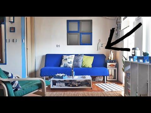 Erkekler Için Oda Dekorasyon Fikirleri | Oda Değişimi | DIY ( Decoration )