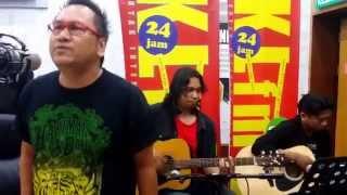 Cinta Sakti - Asheed Def Gab C   Jom Jam Akustik   25 Mac 2015