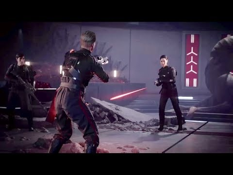 Iden and Del Betray Hask and The New Order - STAR WARS™ Battlefront™ II