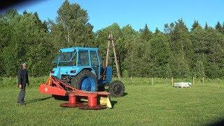Famarol Z 112/1 Rotary Mower