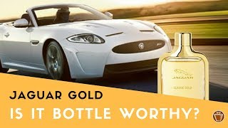Jaguar Classic Gold Review: Is it bottle worthy?
