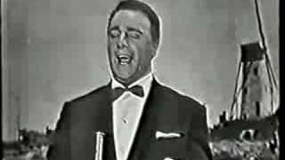 ESC-Belgien Bob Benny-Hou toch van mij (1959)