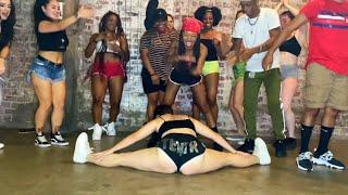 City Girls- Pussy Talk ft. Doja Cat TWERK ROUTINE ATLANTA GEORGIA