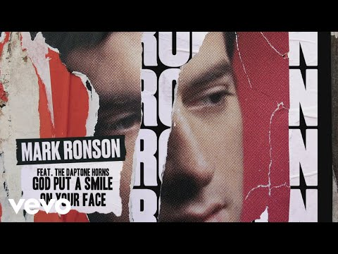 Mark Ronson – God Put a Smile on Your Face ft. The Daptone Horns