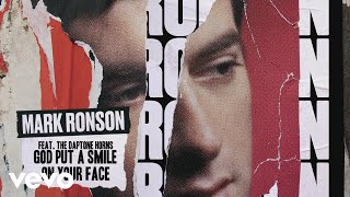 Mark Ronson God Put a Smile on Your Face Audio.mp3