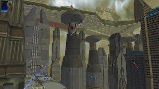 Star Wars Battlefront 2 (PC) Mods: Suun Ra Desert City - Clone Wars  (No Commentary)