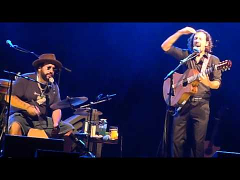 Love For A Child - Jason Mraz + Toca Rivera - Live in Sydney 2011