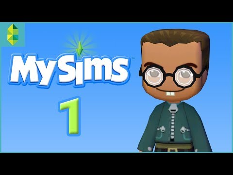 My Sims | BOY WHO LIVED!