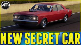 Forza 6 : NEW SECRET CAR!!!