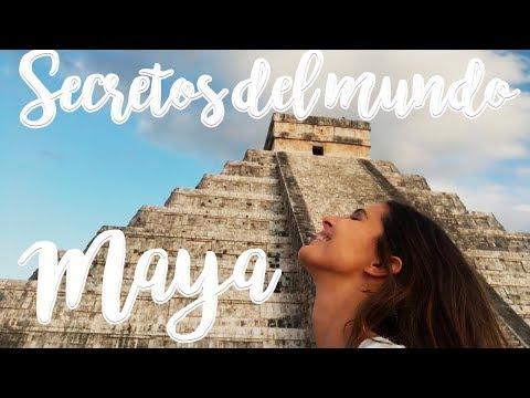 Secretos del mundo Maya - Península de Yucatán - Toya The Traveller