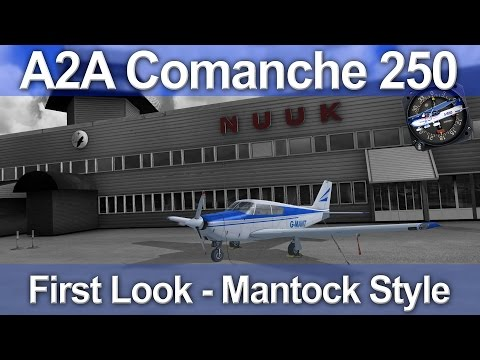 A2A Comanche 250 First Experience