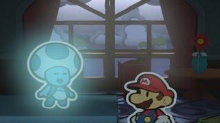 Paper Mario Color Splash - Gameplay Walkthrough Part 17