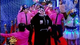 رقص سهير رمزى على أنغام فرقة هوبا فى برنامج أحلى النجوم مع بوسى شلبى