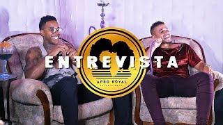 Entrevista Afro Royal