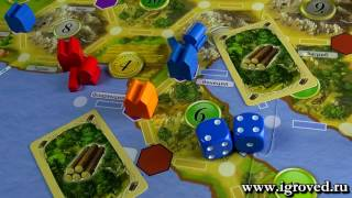 Колонизаторы. Европа. Обзор настольной игры от Игроведа