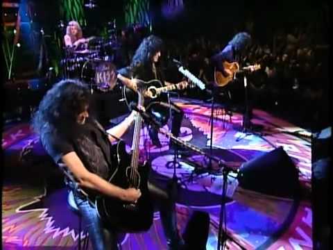 KISS  Domino MTV Unplugged
