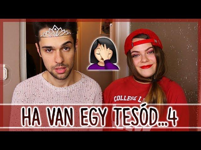 $ HA VAN EGY TESÓD... 4 $