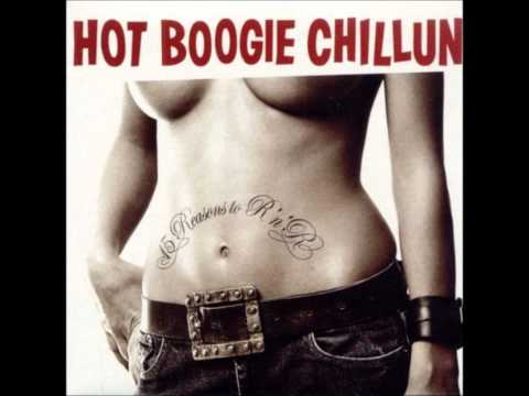 hot boogie chillun - butterfly
