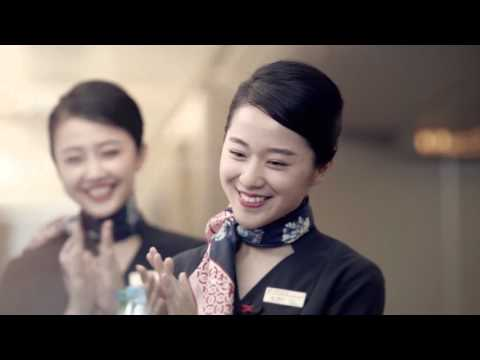 China Eastern Airlines - 2015 New Promotion Video in English
