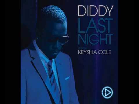 P.Diddy ft Keyshia Cole -Last Night Instrumental