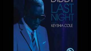 P.Diddy ft Keyshia Cole -Last Night Instrumental