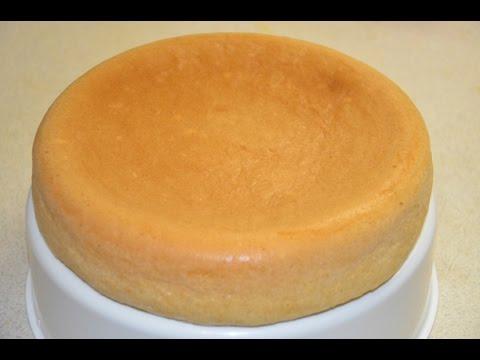 простой бисквит рецепт с фото в мультиварке