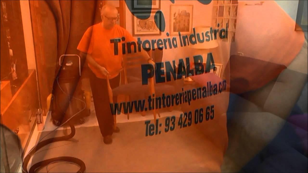 Limpieza de Tapicerías.