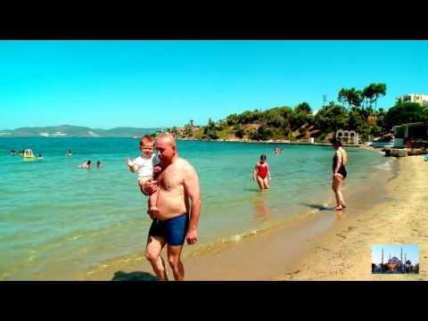 Отели Турции 4 звезды 1 линия все включено песчаный пляж