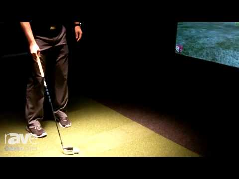 CEDIA 2014: Full Swing Golf Demos Ion2 Vision Technology for Comprehensive Golf Simulation