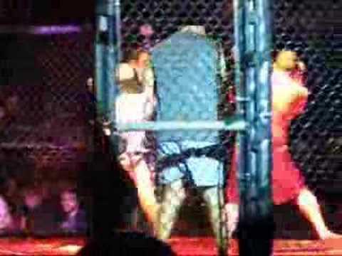 Jeremy Fisher fight