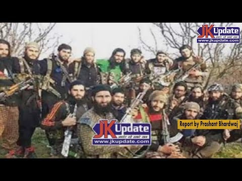 High Alert in Kashmir with the infiltration of two dozen terrorists of Jaish