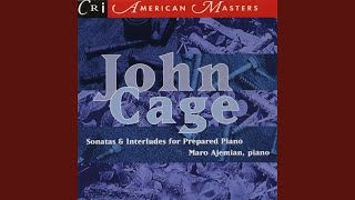 Sonatas and Interludes for Prepared Piano: Third Interlude