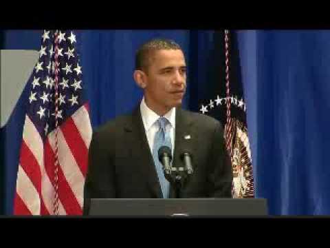 Obama Outlines Immigration Reform (full video)