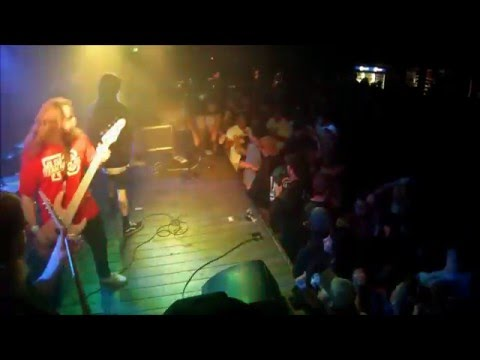 Knocked Loose - FULL SET - LIVE @ Chain Reaction 3/18/2016
