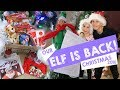 Our Elf Chippee Is Back - This Mum At Home Australian Mummy Vlogger Blogger