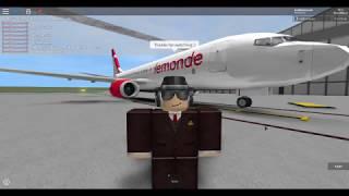 - LeMonde Airlines - / Flugprobe