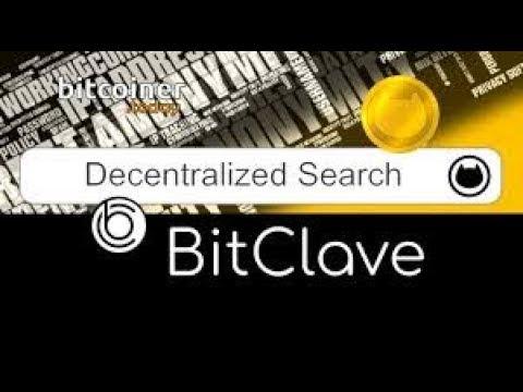 Blockchain. Проект Bitclave для каждого пользователя. О сути. Как попасть в команду разработчиков.